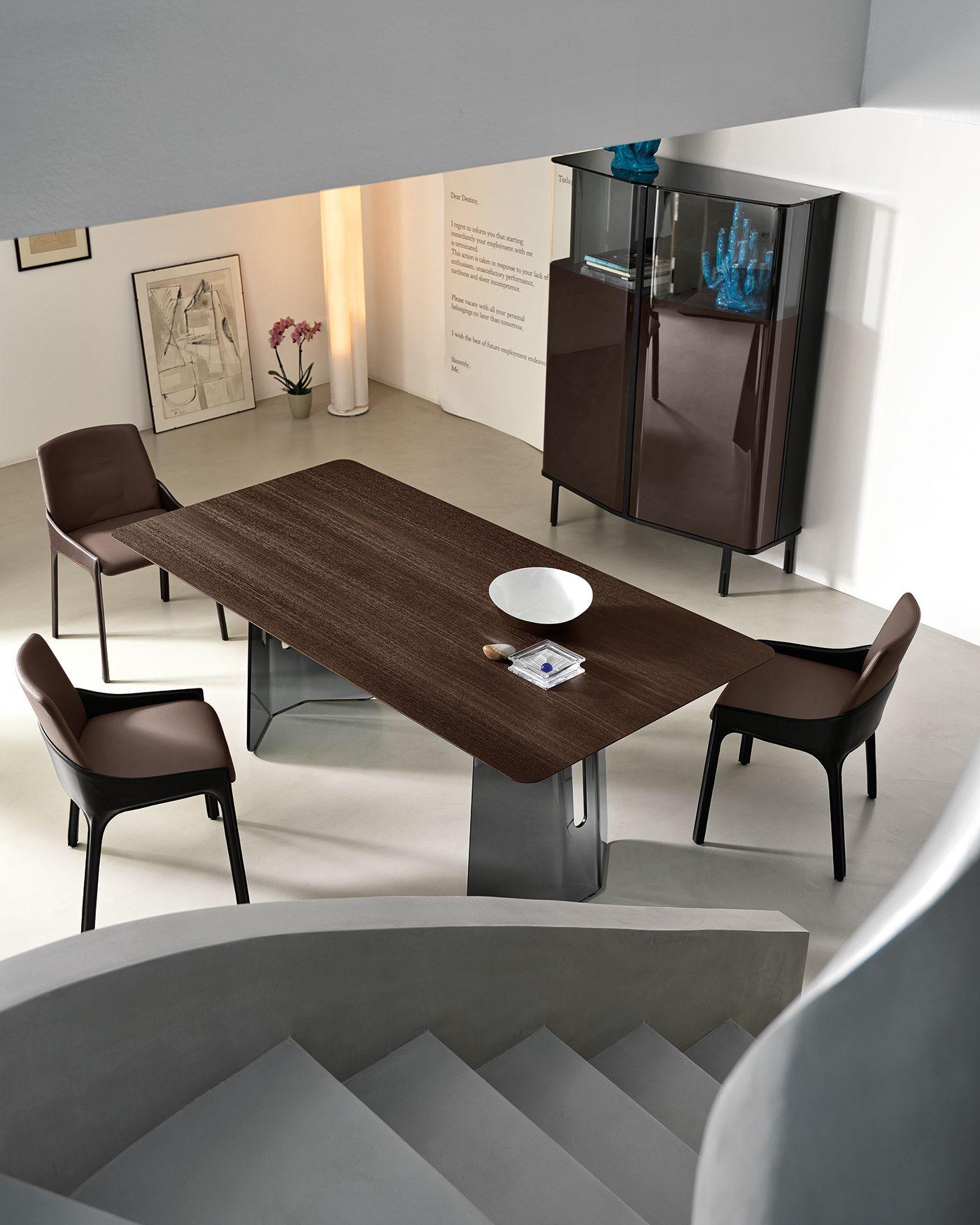 Pliè table by fiamitalia designed by studio klass fiamitalia studioklass table tavolo furniture design interiordesign homedecor arredamento