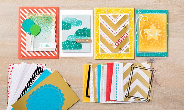 Memories in the Making Project Life Specialty Card Collection.  NOT just for memory keeping!