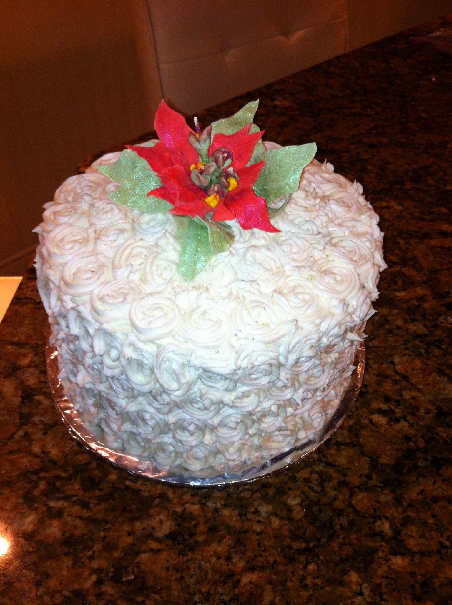 Moms Birthday Cake On December 22 Cakes Pinterest Mom Birthday