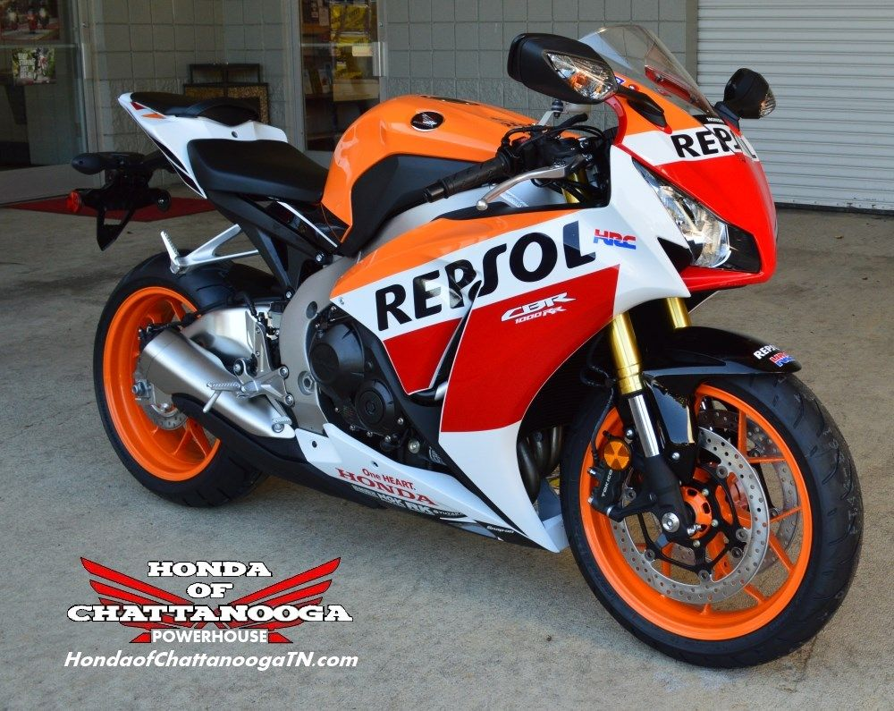 2015 honda cbr1000rr repsol edition in chattanooga tn ga for Honda motorcycle dealers in tennessee