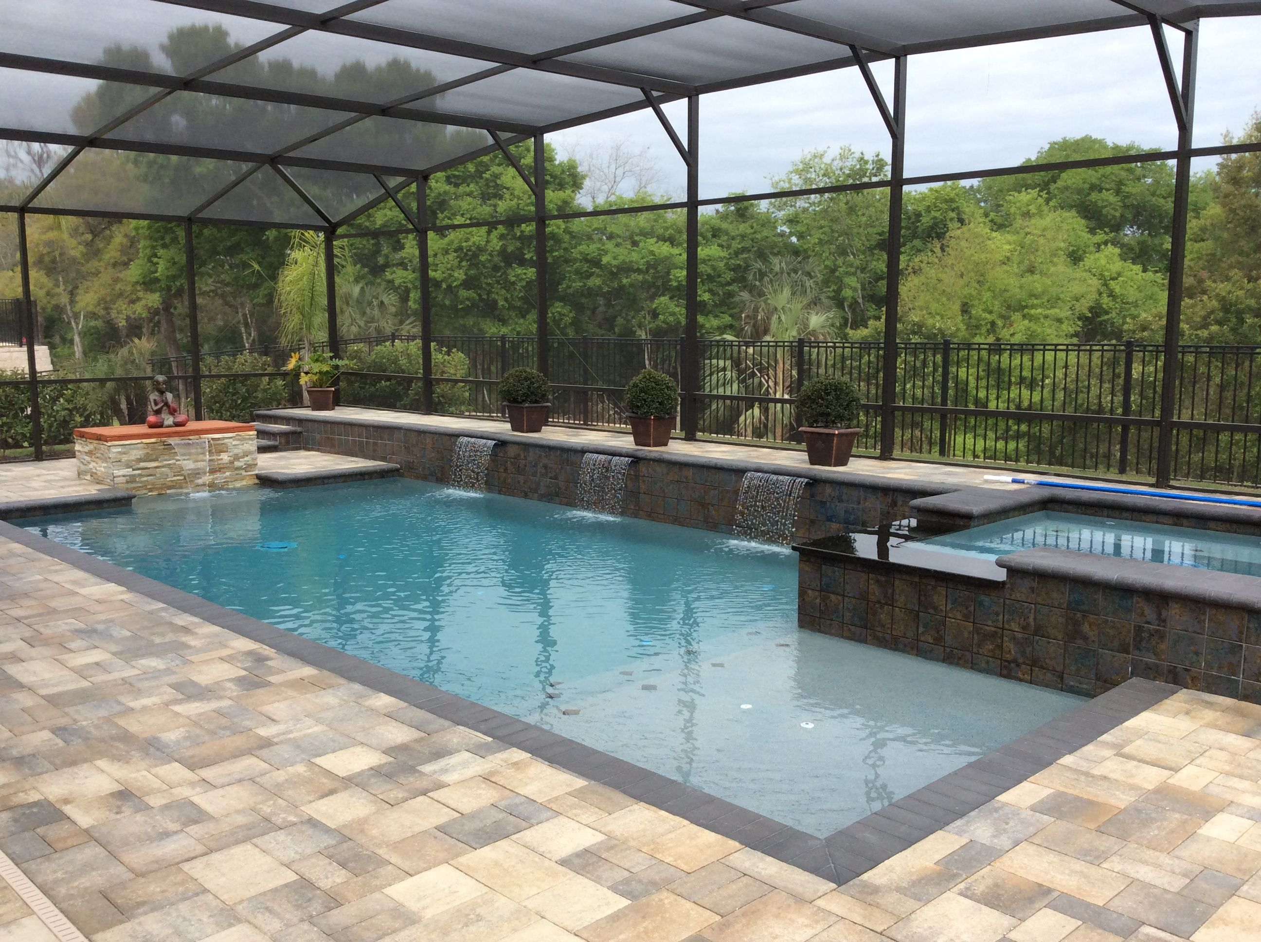 Classic 08 In 2019 Pool Remodel Swimming Pool Designs