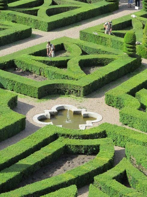 France Finest Formal Garden Villandry Garden Design French Formal Garden Formal Garden