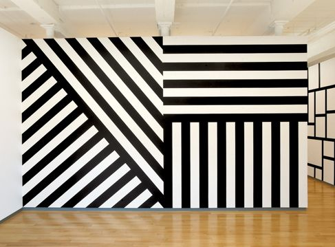 "the art is the idea"", sol lewitt @ mass moca | wall drawing, walls"