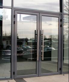 The Velfac 500 Series Doors With Long Handles Not Sure