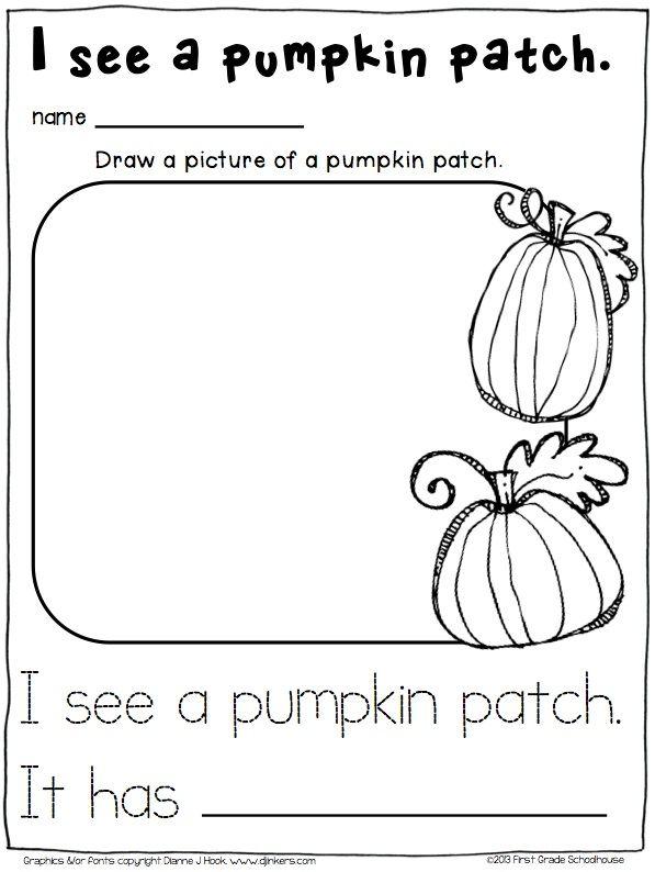 preschool activities for october