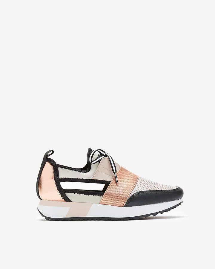 d0f586e35ee Steve Madden Artic Sneakers Gray Women s 7.5