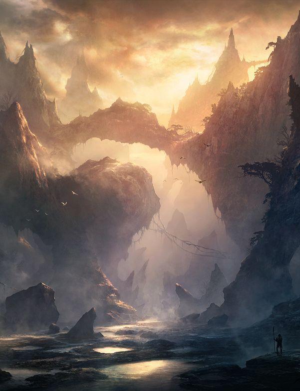Fantasy Art Engine : Photo - #Art #Engine #fantasy #Photo #photoscenery