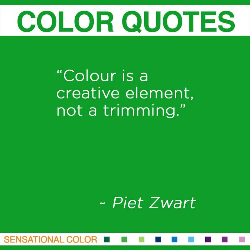 Green Color Quotes