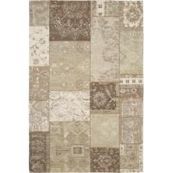 Photo of benuta Trends Flachgewebeteppich Frencie Beige 300×400 cm – Vintage Teppich im Used-Look