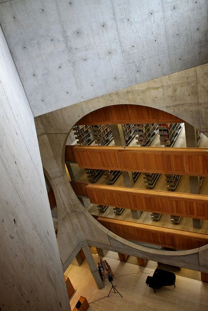 library at Phillips Exeter Academy