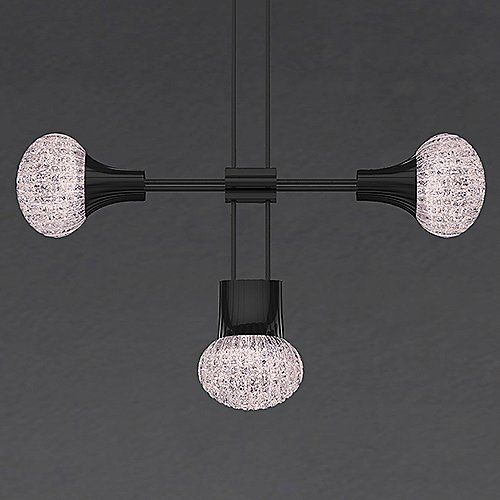 Suspenders standard single led wall sconce