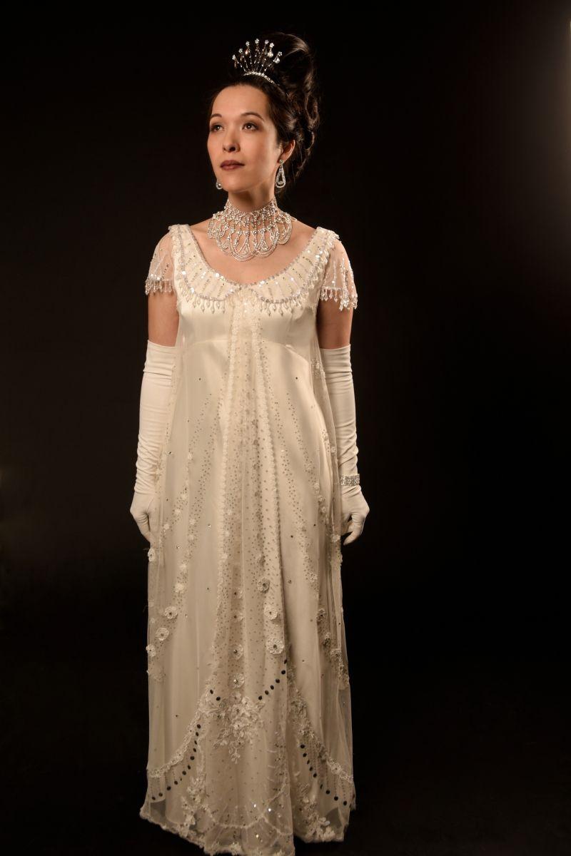 My Fair Lady Ballgown, Part X: Final Photos! | Embassy ballgown ...