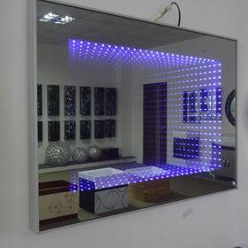 B018 LED Infinity Mirrors For Hospitality