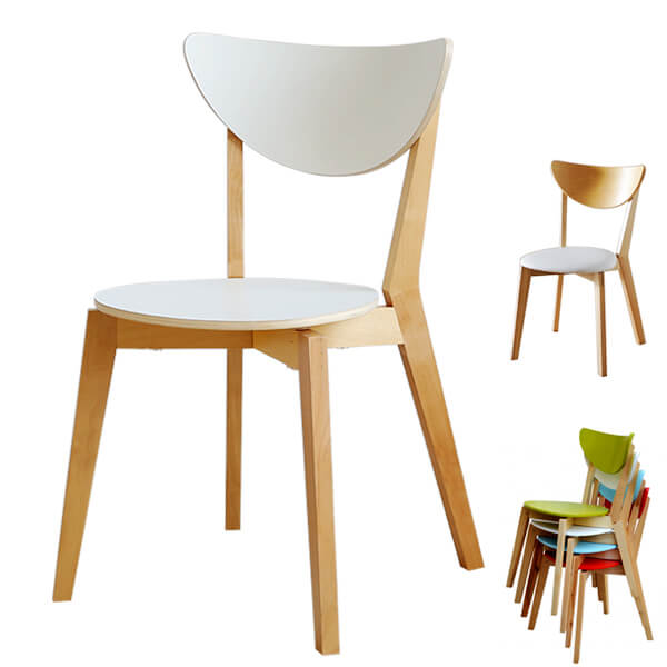 Ikea Style Nordmyra Dining Chair Stackable Stool Various Colors Stackable Dining Chairs Stackable Chairs Ikea Dining Room Chairs Ikea