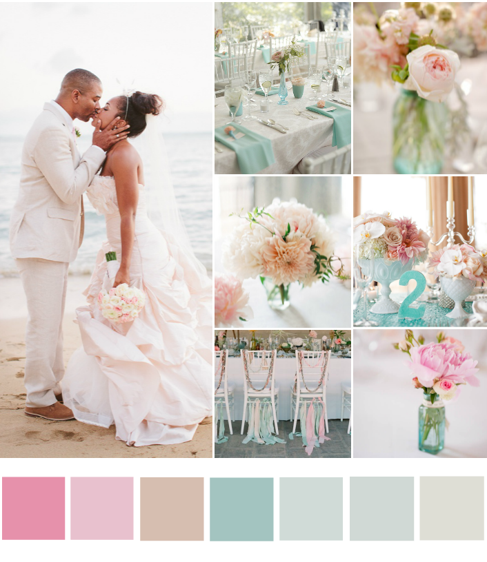 Choose wedding style & #wedding colours first ... More wedding ideas for brides & bridesmaids, grooms & groomsmen, parents & planners ... https://itunes.apple.com/us/app/the-gold-wedding-planner/id498112599?ls=1=8 … plus how to organise an entire wedding, without overspending ♥ The Gold Wedding Planner iPhone App ♥