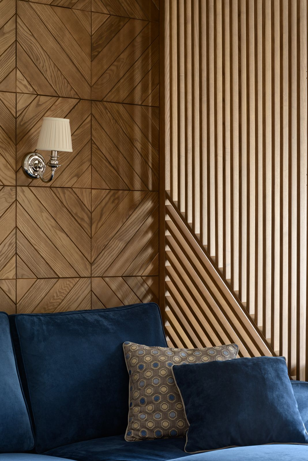 Wooden Panels 3d Rack And Partition Panels Design And Manufacturing Yourforest Material Oak A Wood Cladding Interior Wooden Wall Panels Wooden Wall Cladding