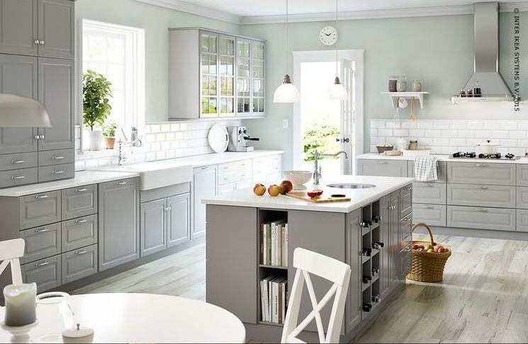 Risultati immagini per cucina ikea bodbyn | Arredamento | Cucine ...