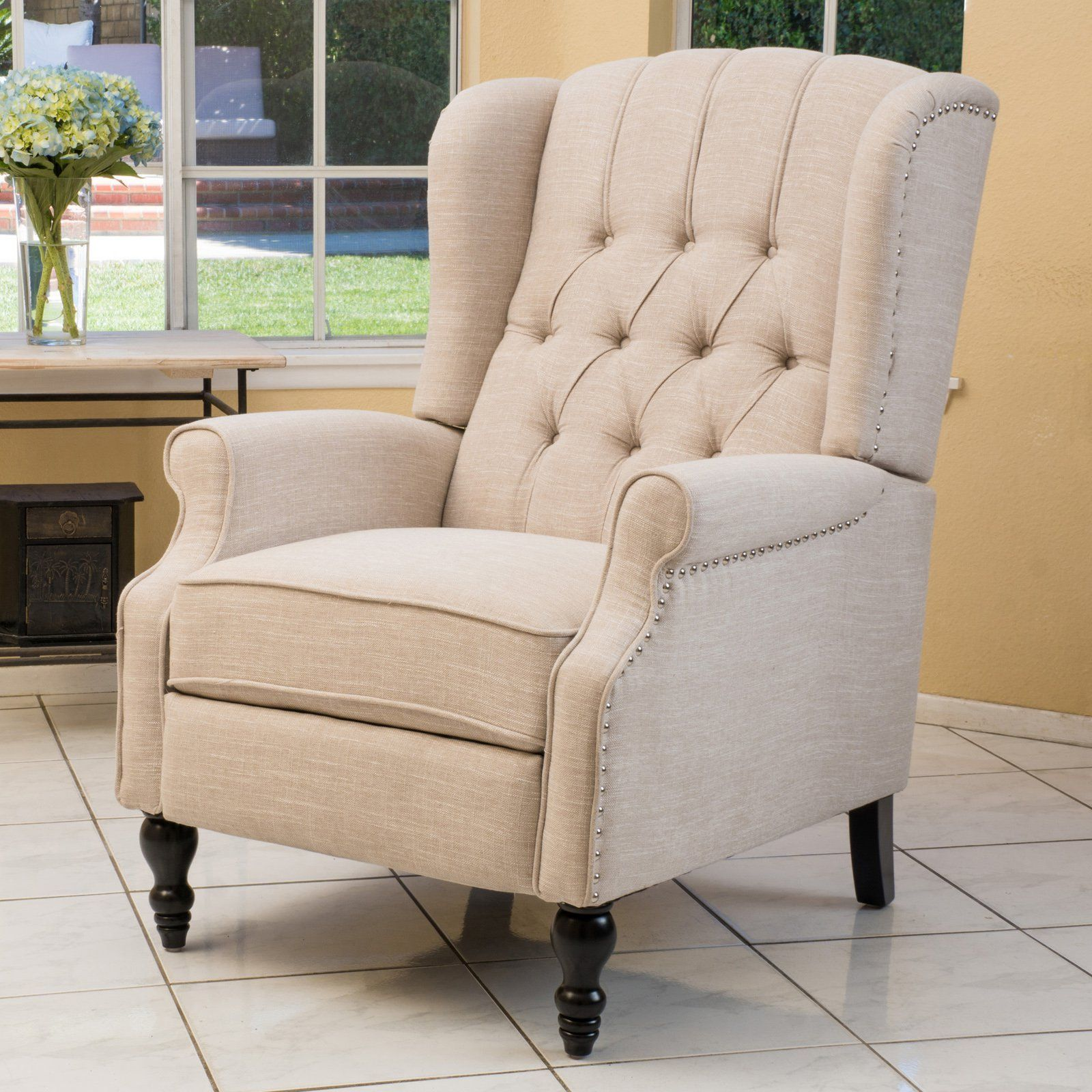 Best selling home decor simon recliner 296110
