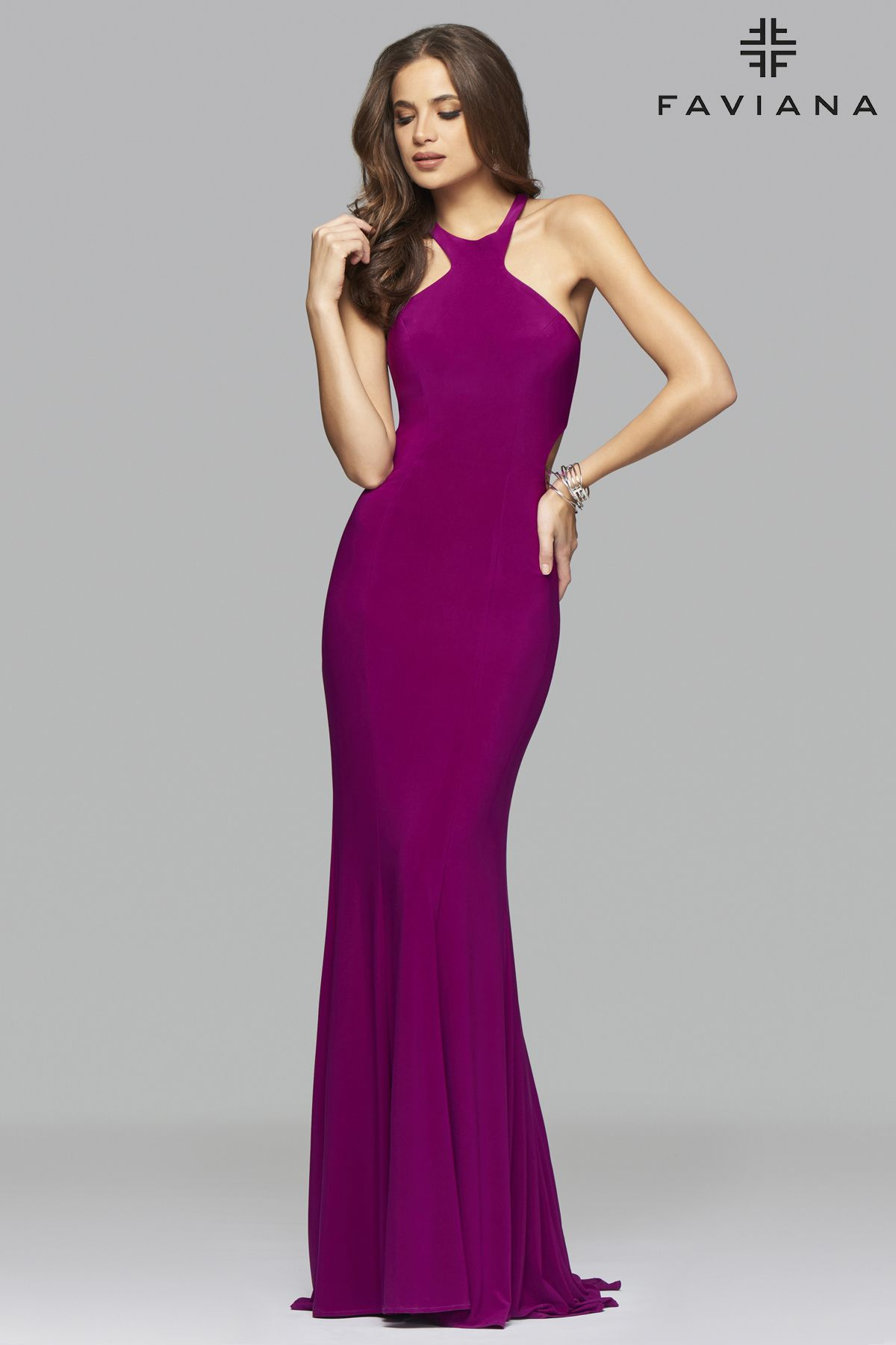 Faviana 7894 - International Prom Association | Faviana Prom Dresses ...