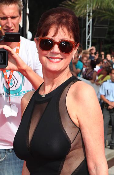 Susan sarandon huge tits
