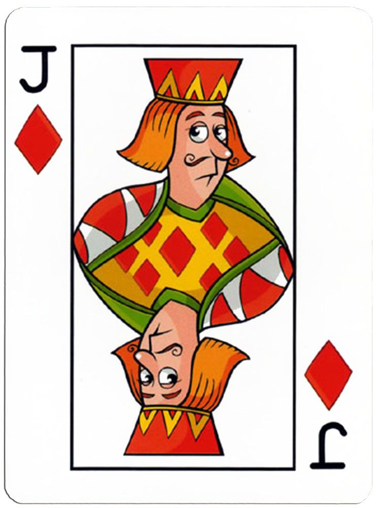 Funny Poker Cards In The Hand With Images