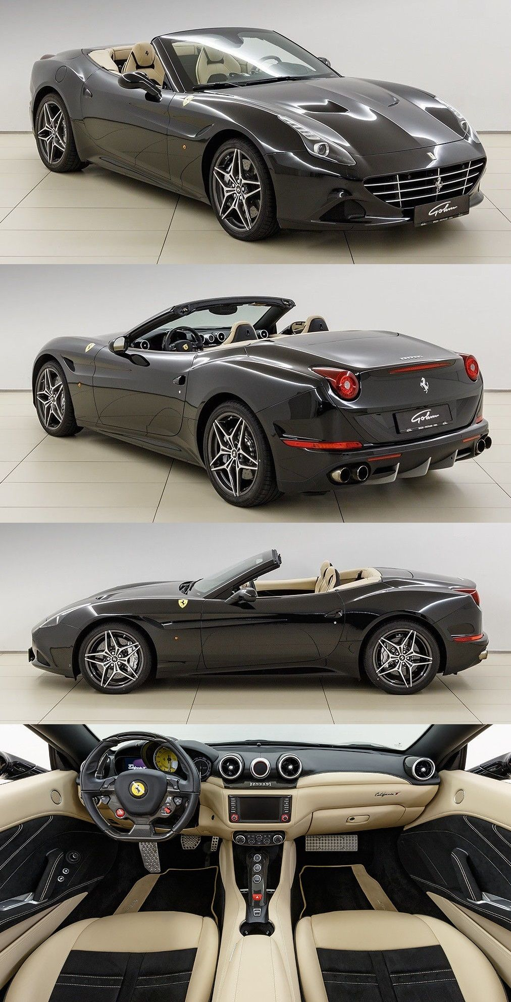 Low And Behold The Ferrari California The California Is The First Ferrari Ever With A Front Mounted V8 As In 2020 Ferrari California Luxury Cars Dubai Cars