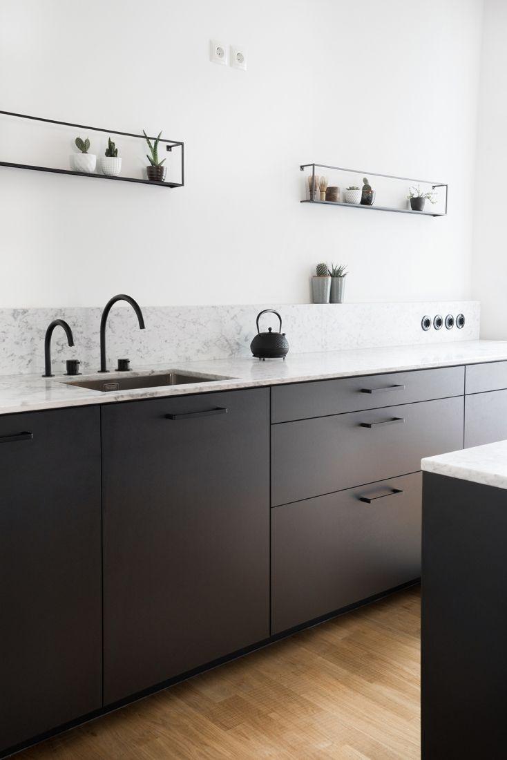 45 Kilo Cc Kitchen Keuken Idee Keuken Zonder Bovenkastjes Keuken Inrichting
