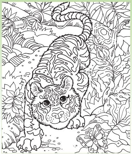 Highlights in the Classroom | Animal coloring pages ...