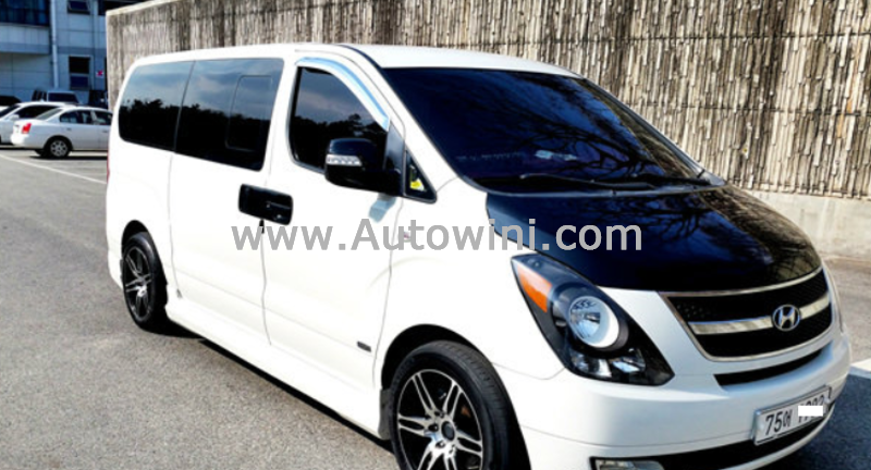 hyundai grand starex modification
