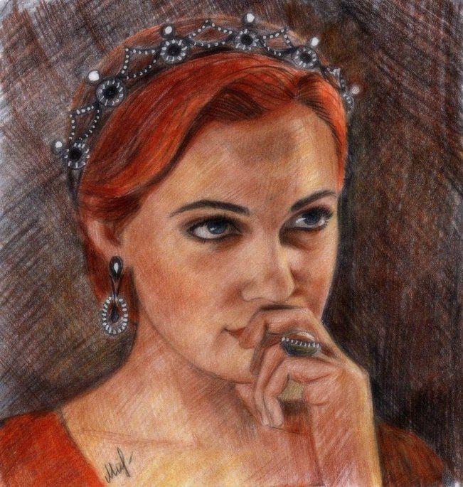 Хюррем со временем поняла, что Нурбану плохой вариант. Она совсем перестала слушаться и делала то, что считала нужным для Селима, как будущего султана.