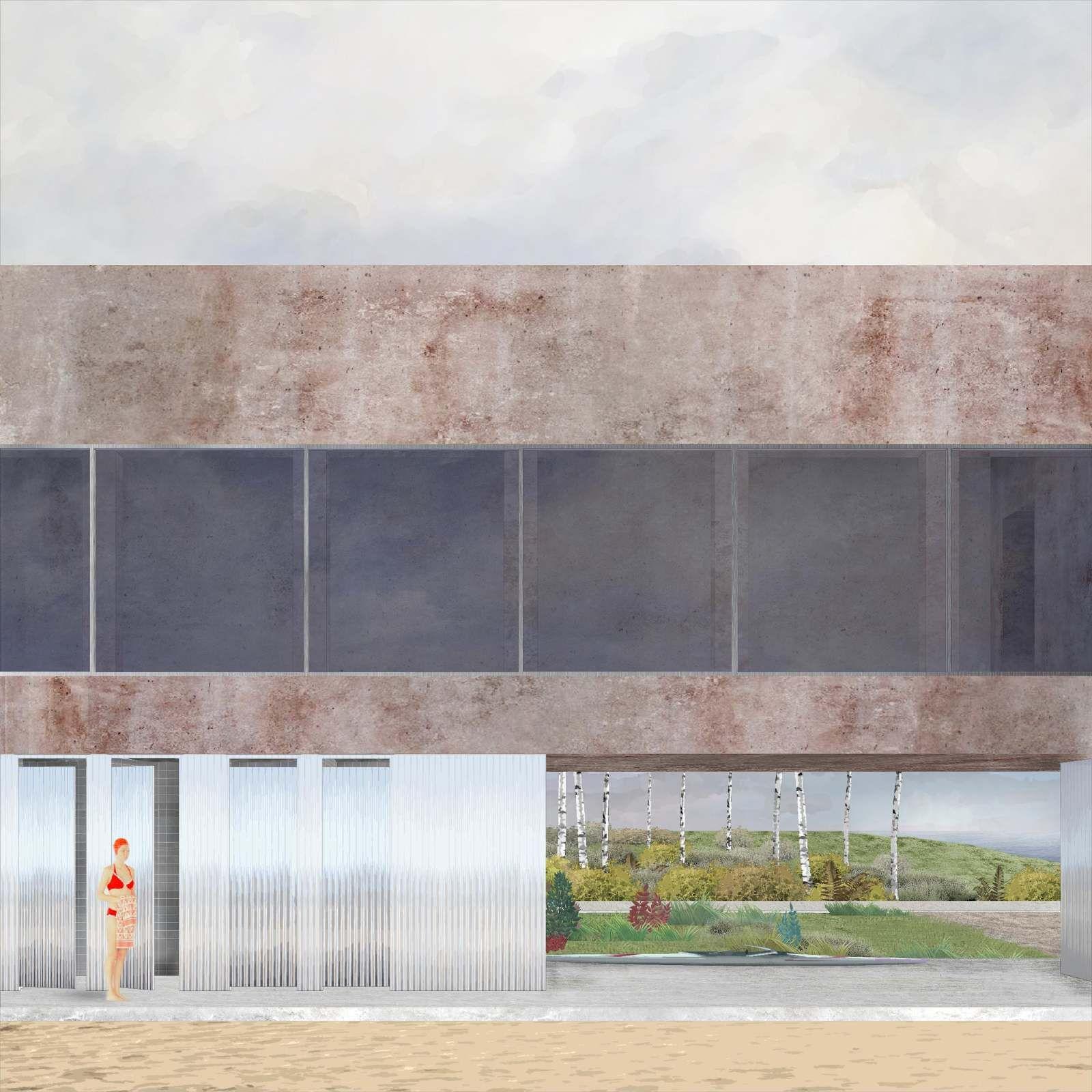 École D Architecture Clermont la mer et l'homme, grédiac, lacrocq, rouchet & savitchev