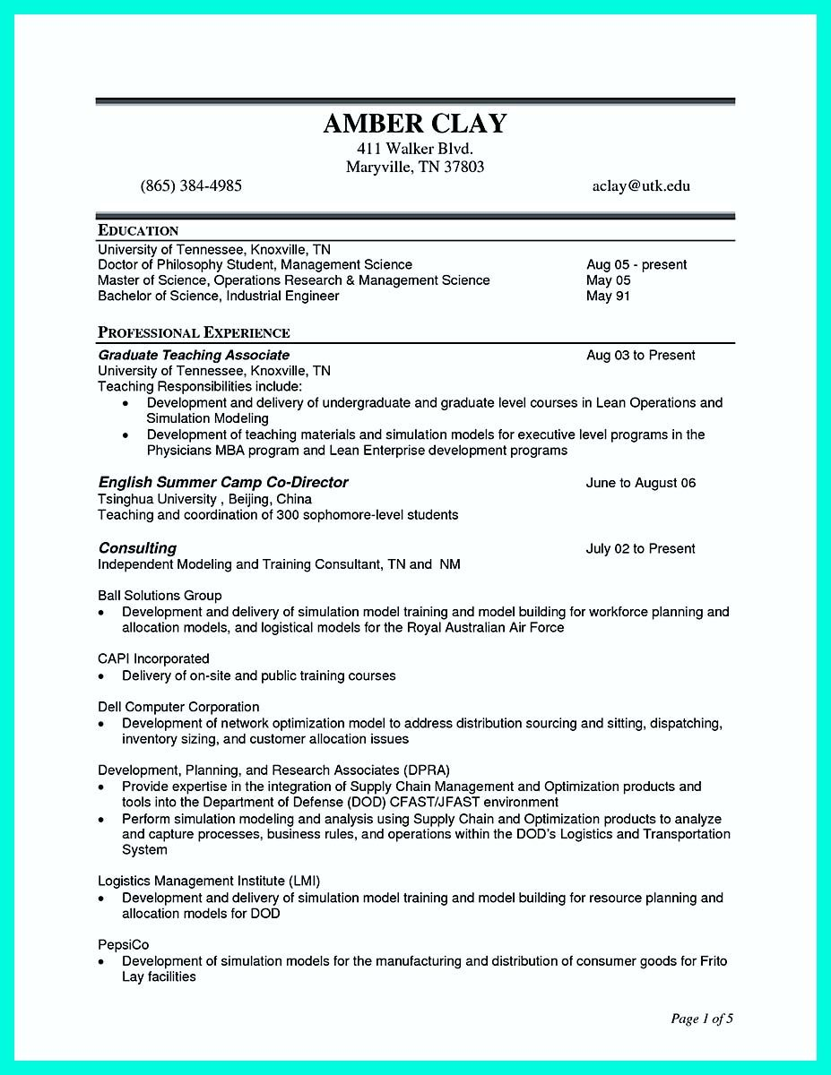 Nice Perfect Construction Manager Resume To Get Approved Check