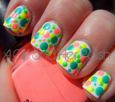 Bubble Nail Polish