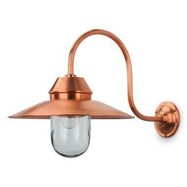 Bolich copper outdoor lamp bulbs outdoor lighting and arms bolich large copper outdoor lamp manufactum mozeypictures Gallery