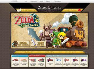 Video Game Web Design Design Example | Game Site comparison & UI ...