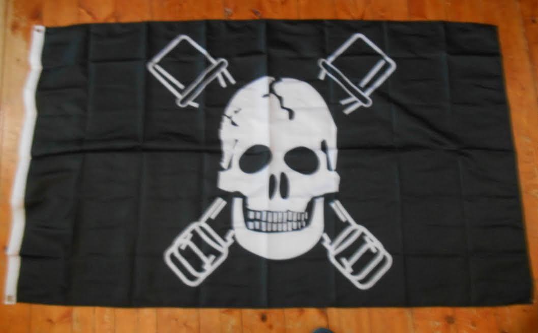 Dirlewanger Brigade Flag | jason stuff | Flag, Military