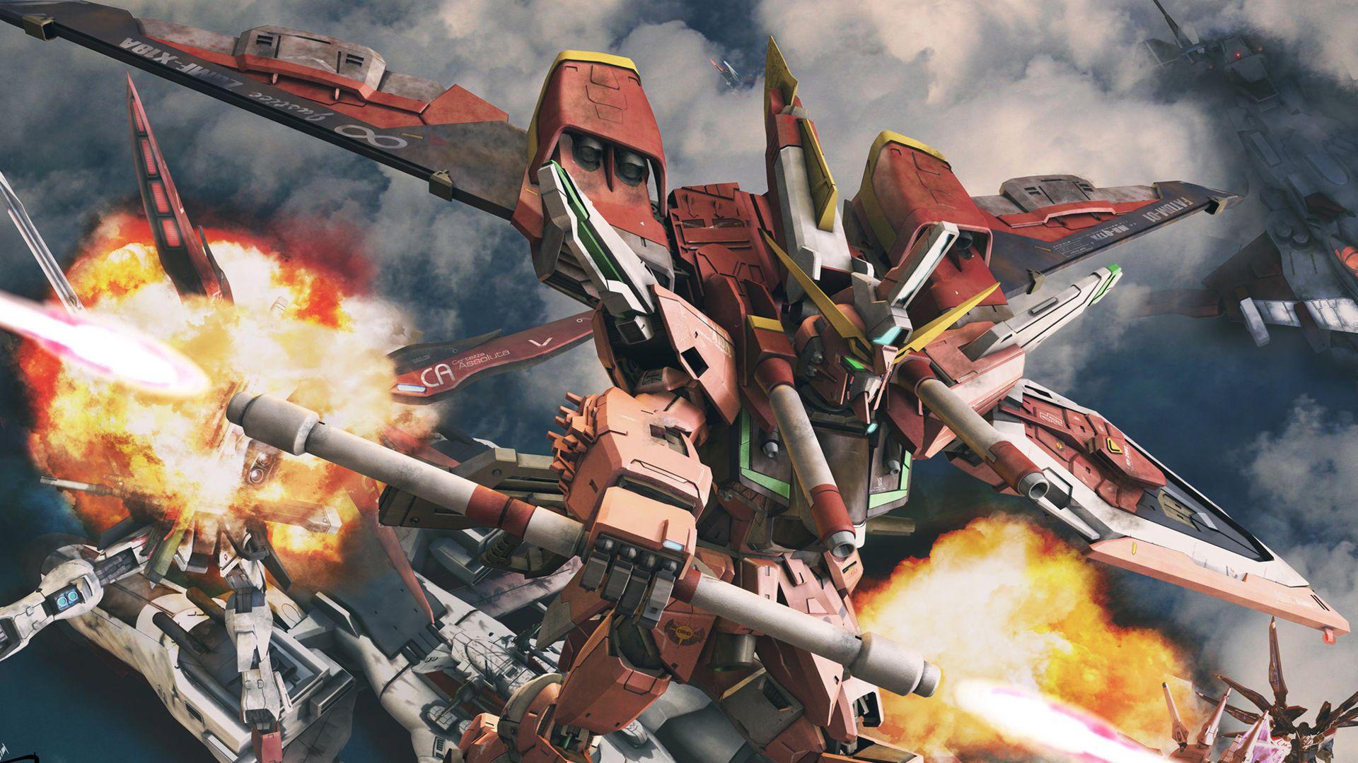 Fondos De Pantalla Gundam Https T Co Xjpeg8gkmx Gundam Wallpapers Gundam Art Gundam