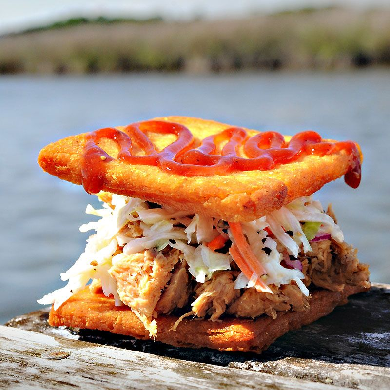 Pin By Kate Hudson On Topsail Vacation Bbq Sandwich Bbq Menu Food