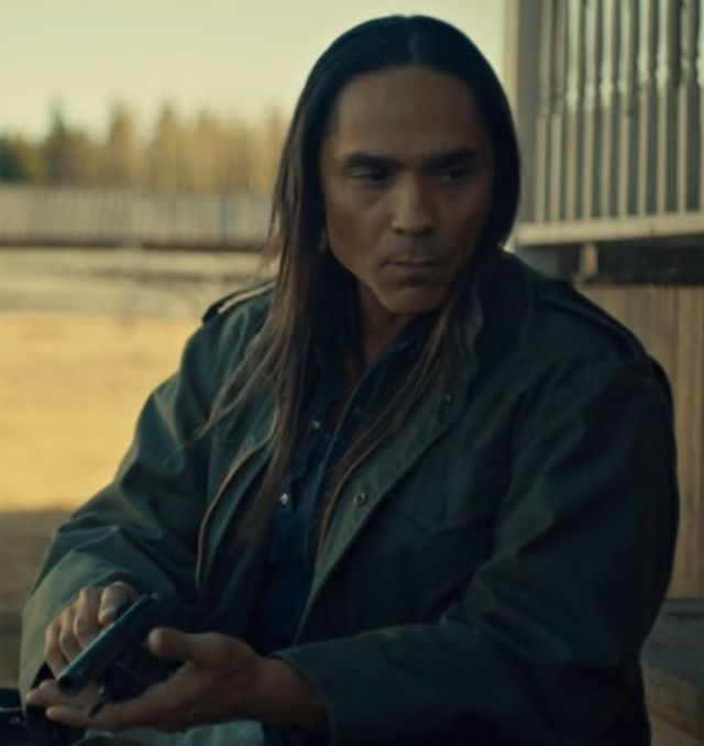 Jason Momoa Zahn Mcclarnon: Pin On Zahn Bad@ss Aka O'Hanzee Dent
