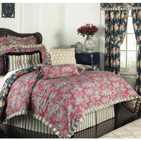 Home Waverly Bedding Rose Comforter Bedding Sets