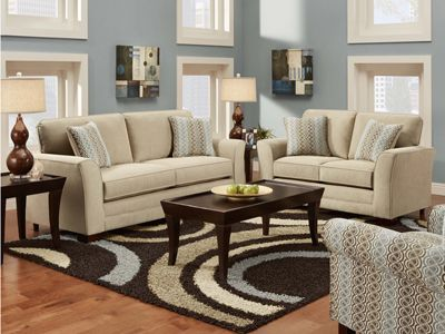 Hank S Fine Furniture Frontline Linen Collection Furniture