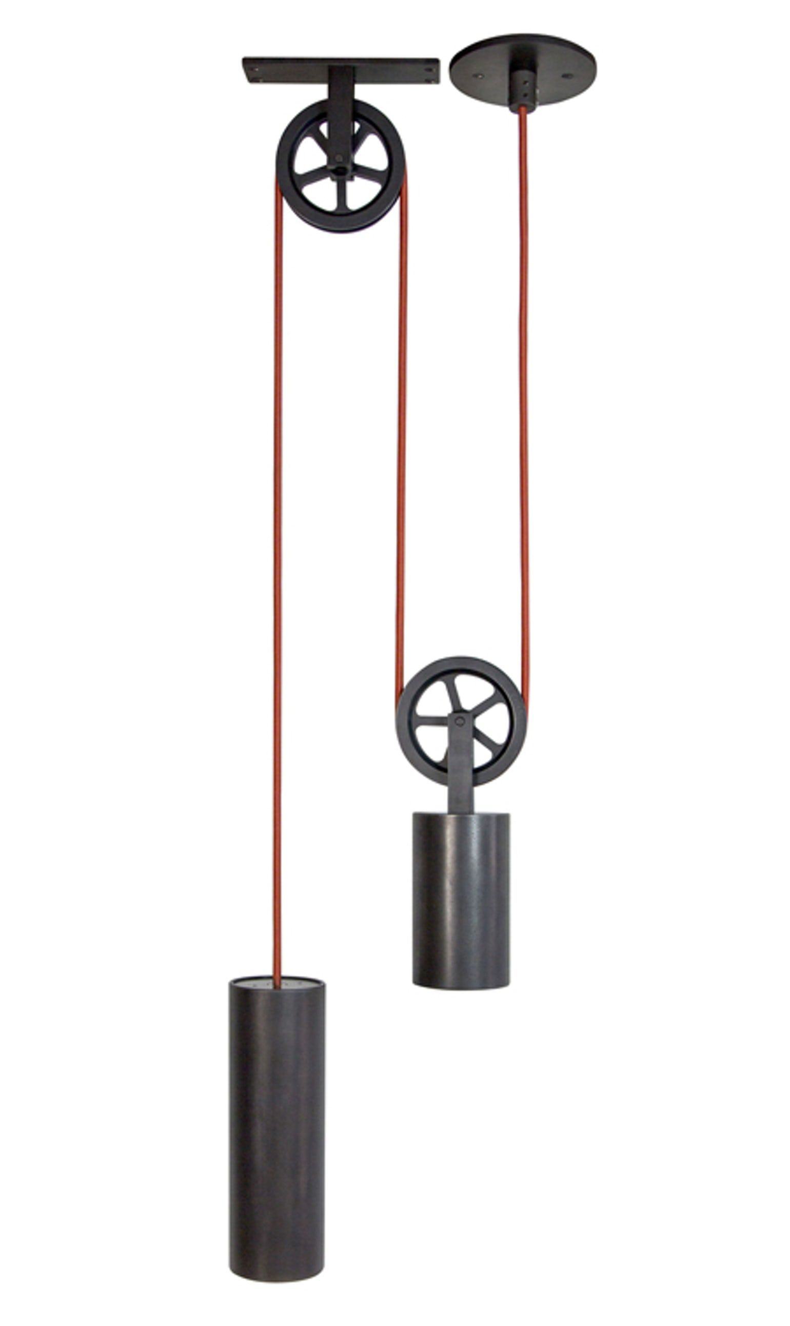 Pendant Pulley Light Contemporary Industrial Transitional Pendants Dering Hall Pulley Pendant Light Pulley Light Pulley Light Fixture