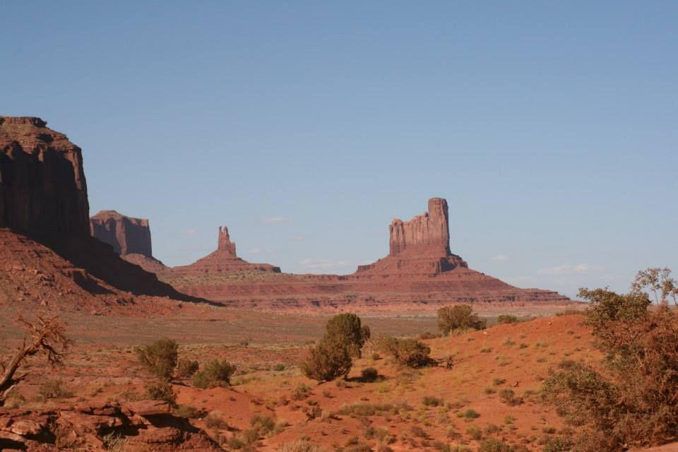 Monument Valley...c'è sempre una buona ragione per un viaggio in America!!!