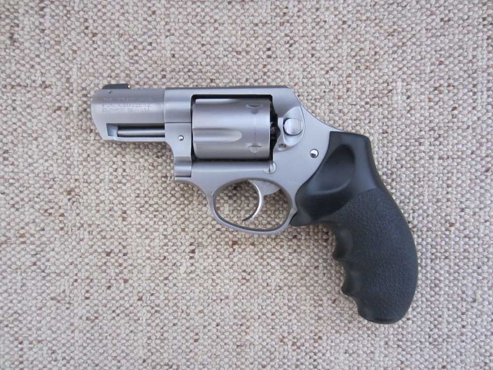 We recently posted a review of the Smith & Wesson Airweight J-frame ...