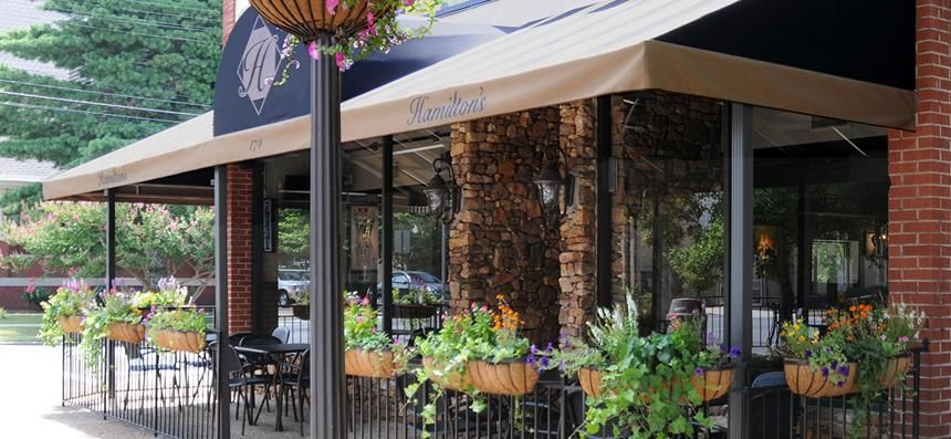 Hamiltons On Magnolia Is A Delicious Fine Dining Restaurant That Is