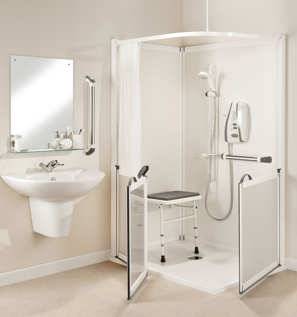 Pin By Susan Jarsulic On Handicapped Small Bathroom Shower