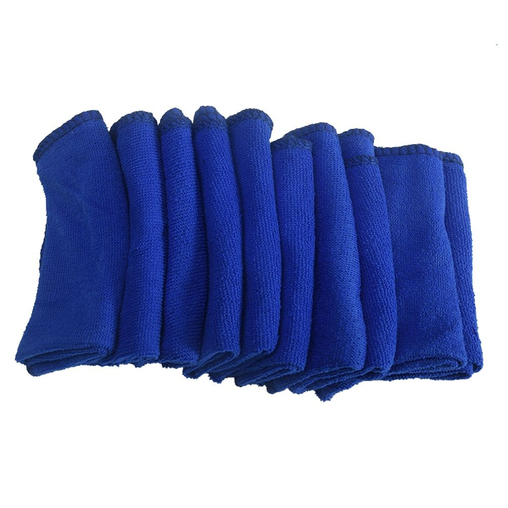 10 Pack Towel Auto Car Duster Soft Cloths Cleaning ...