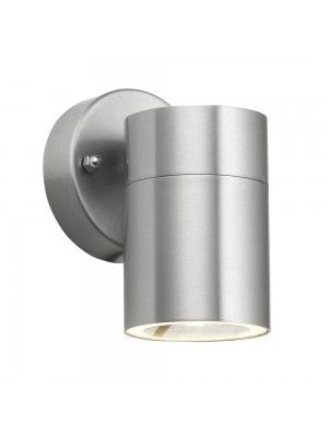 Barrow Ip44 Brushed Chrome Outdoor