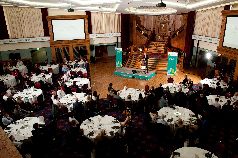 Digital Dna Conference At Titanic Belfast Conference Digital Belfast Eventprofs Corporate Events Event Event Management