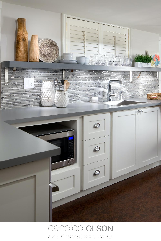 Candice Olson On Small Basement Kitchen Ideas Kitchen Design Small Gray Kitchen Backsplash Small Kitchen Backsplash
